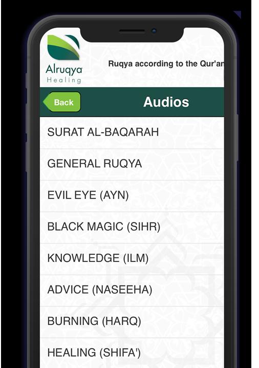 Al Ruqya Healing App